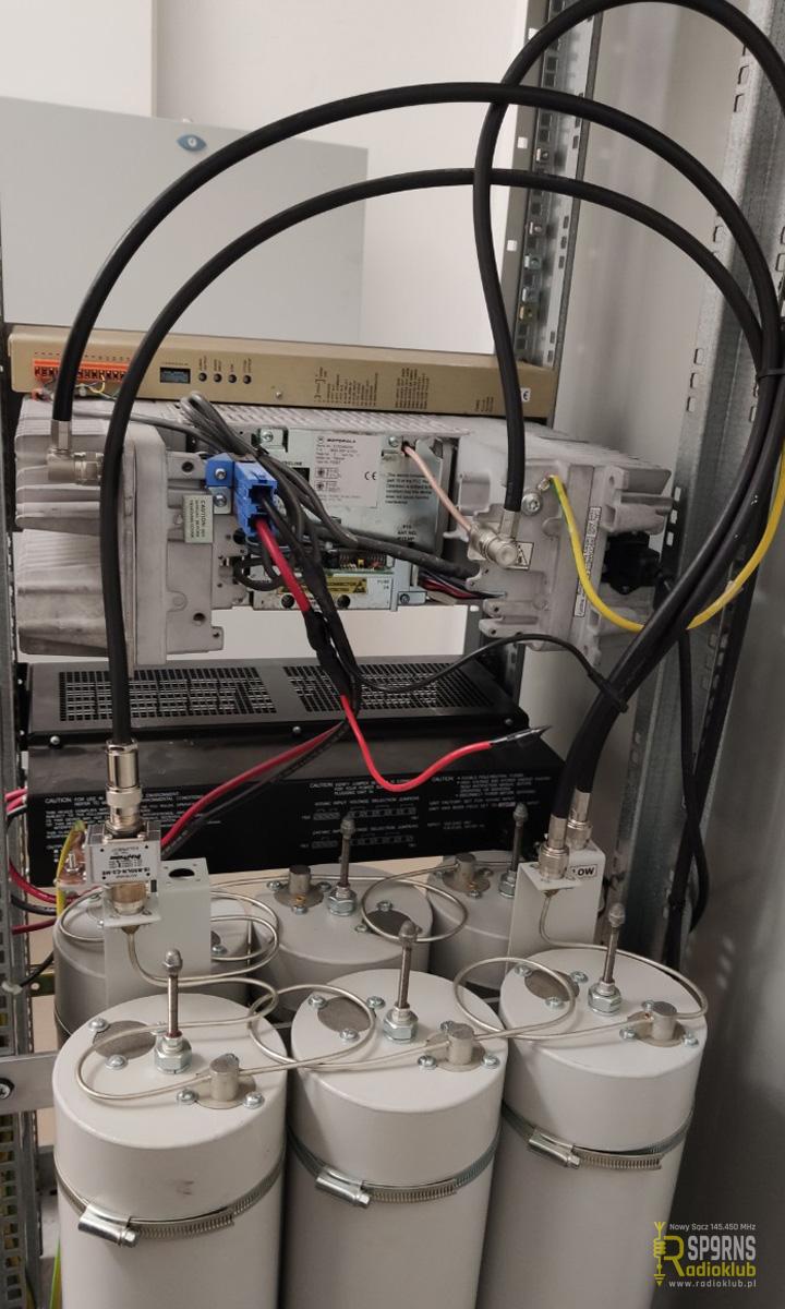 modernizacja urządzeń automatycznych na Przehybie - SR9Z, SR9NFB, CB19AM i Palenicy - SR9DSK i SR9SMD