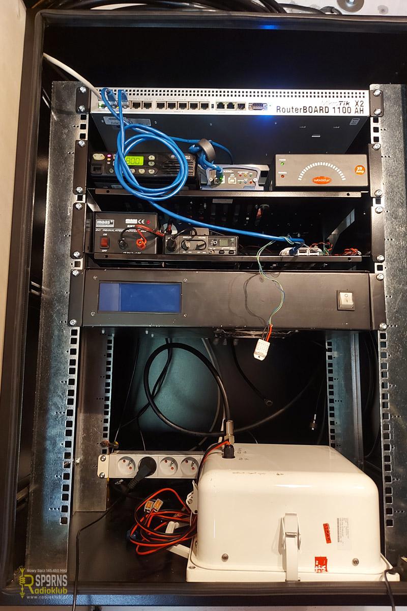 SP9RNS Przehyba prace konserwacyjno - instalacyjne