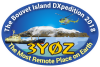 Bouvet Island 3YØZ DXpedition